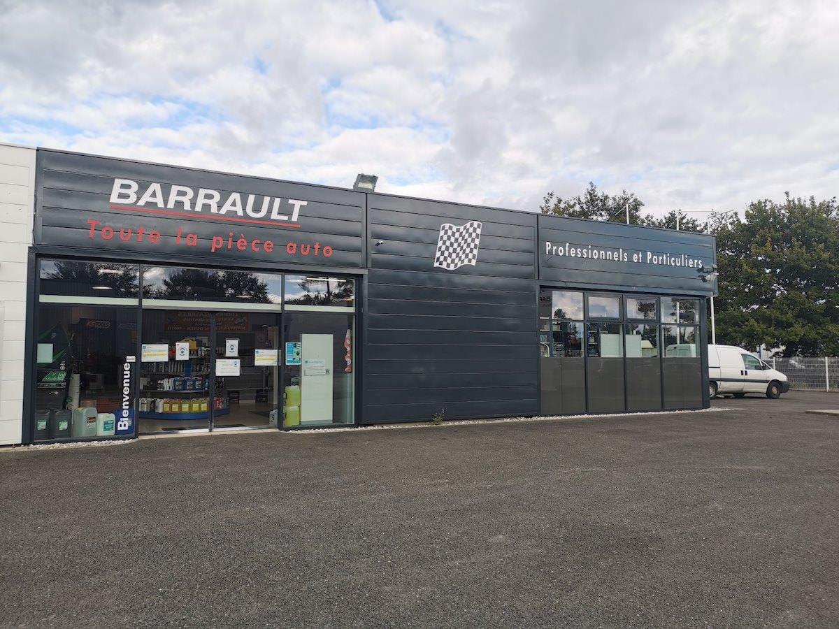 Magasin Barrault de Andernos-les-Bains