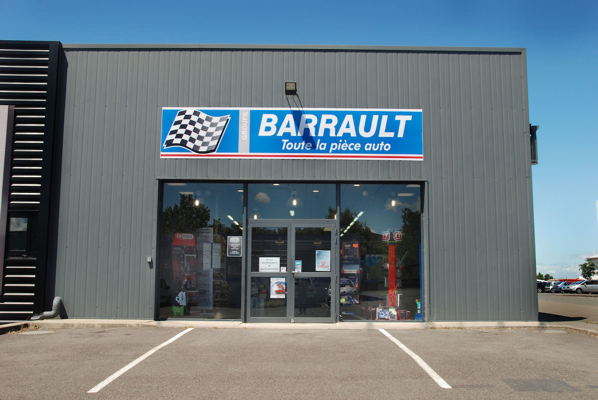 Magasin Barrault de Challans