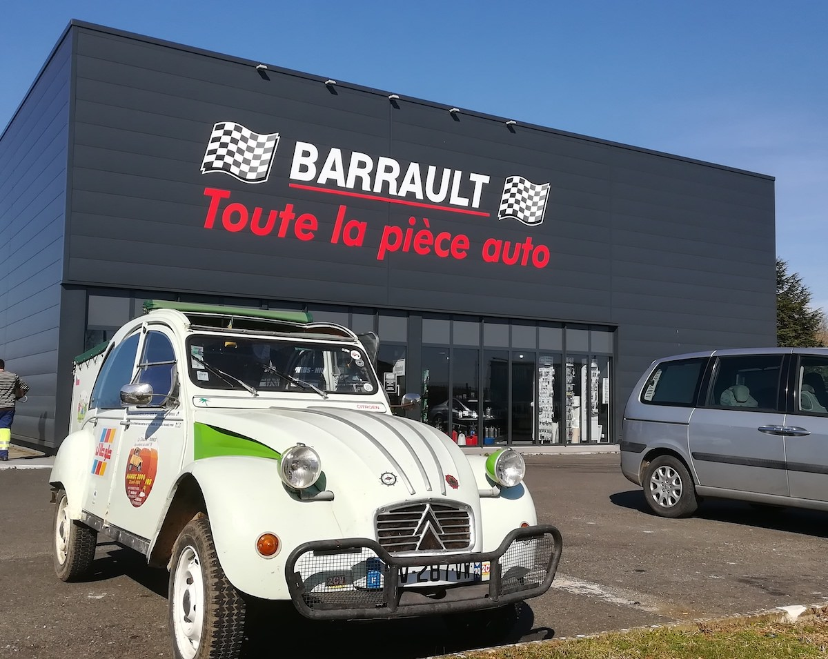 Magasin Barrault de Niort