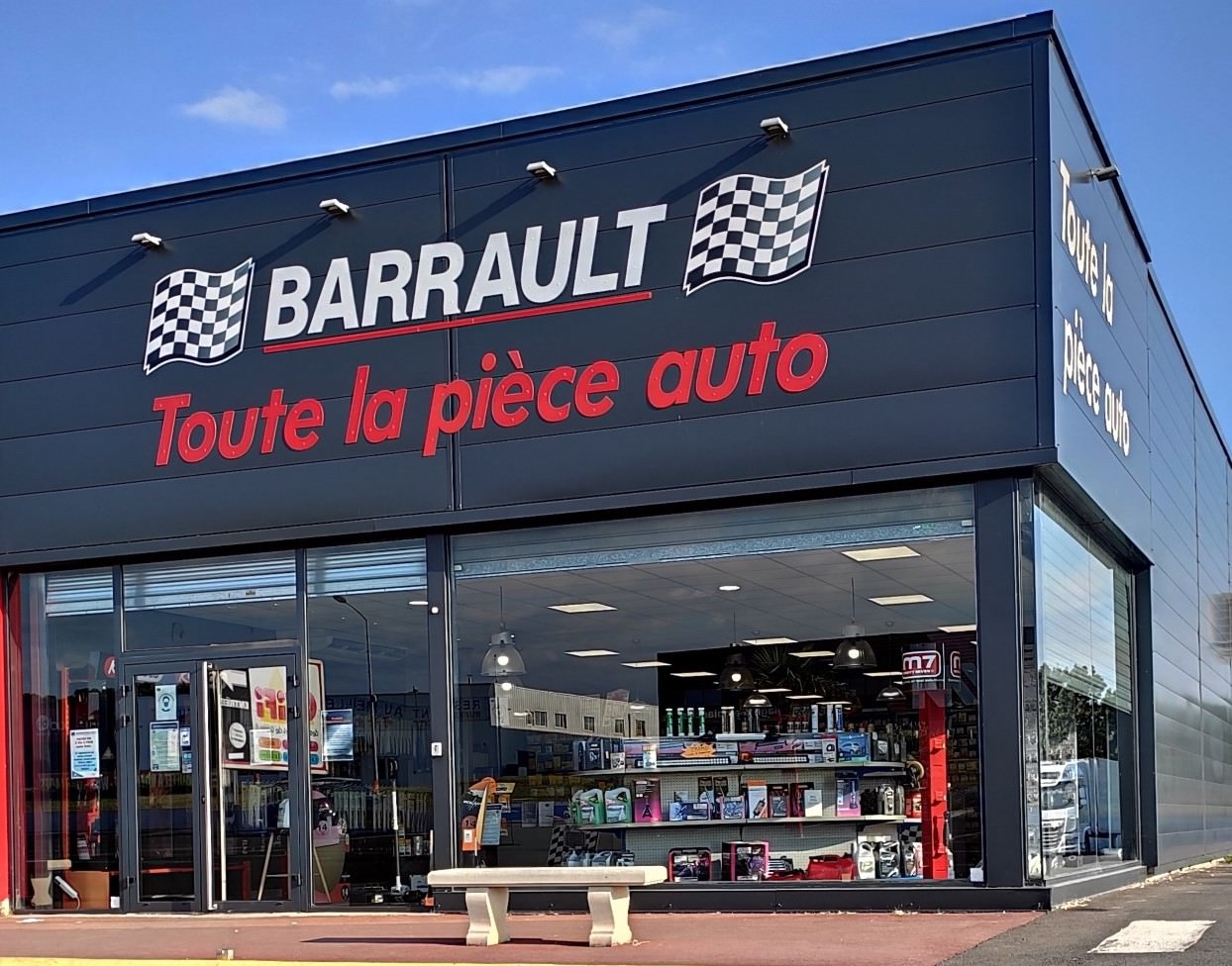 Magasin Barrault de Royan